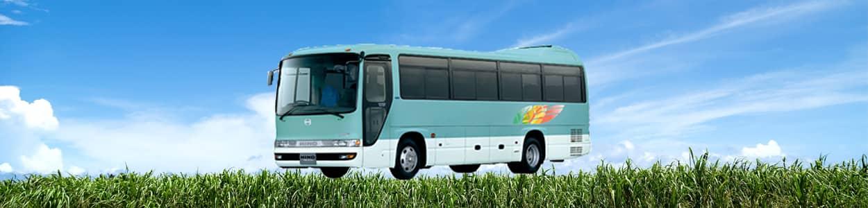中型バス 滋賀県の貸切バス料金や定員バスの長さを紹介