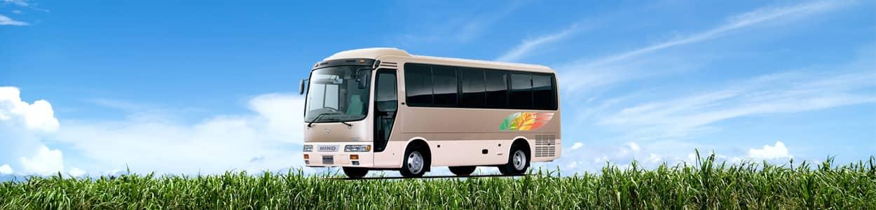 小型バス 滋賀県の貸切バス料金や定員バスの長さを紹介