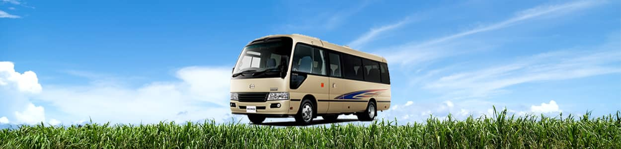 マイクロバス 滋賀県の貸切バス料金や定員・バスの長さを紹介